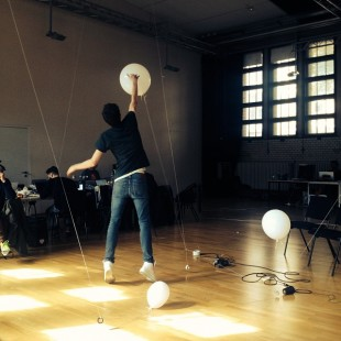 2nd Choreographic Coding Lab @ Berlin 2014