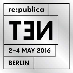 re:publica 2016 / Berlin / talk with Thea Dymke