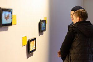 Digitale Welten 2018 Ausstellung
